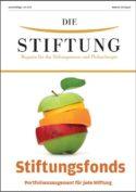 Die_Stiftung_Cover_13-Stiftungsfonds