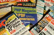 Zeitschriftenpakete