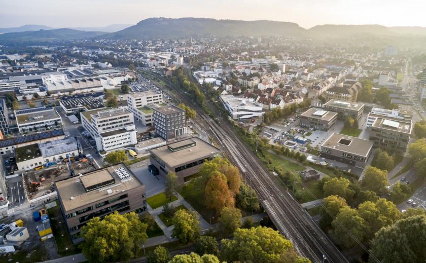 Bildungscampus Dieter-Schwarz-Stiftung