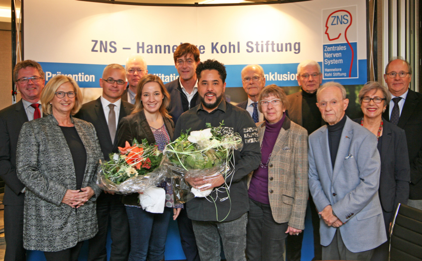 Hannelore-Kohl-Stiftung Adel Tawil