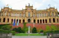 Maximilaneum München Stiftungsgründung