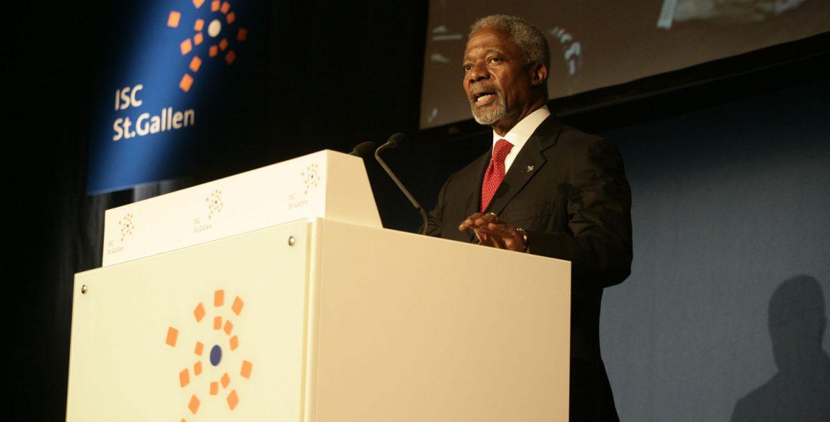 Kofi-Annan-Stiftung