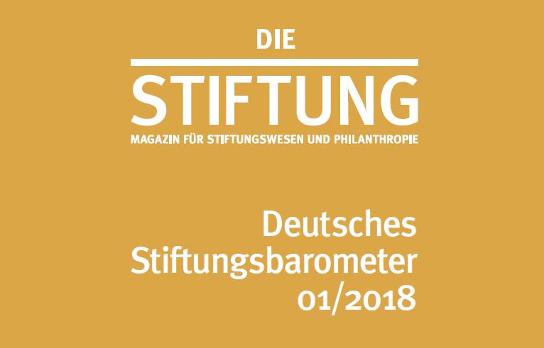 Stiftungsbarometer