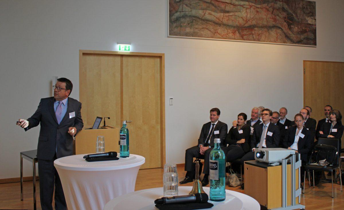 Gesprächskreis Stiftungsfonds Frankfurt