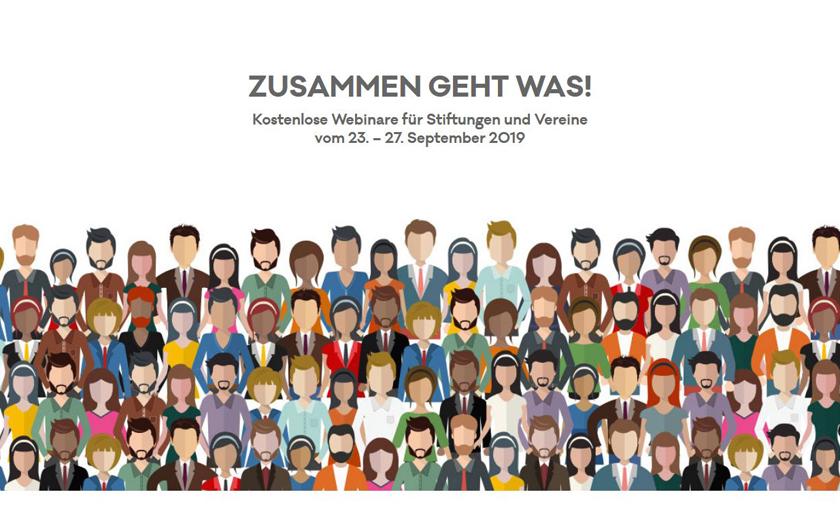 Online-Stiftungswoche