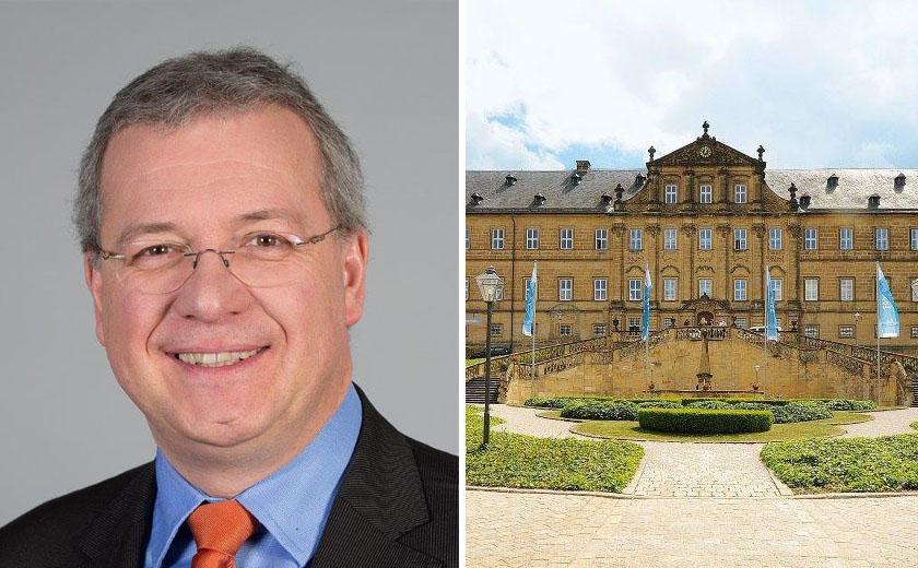 Markus Ferber Kloster Banz