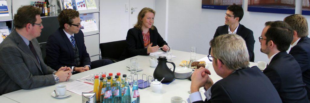 Stiftungen und Union Investment im Gespräch