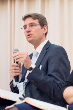 Thorsten Klose-Zuber vom DRK