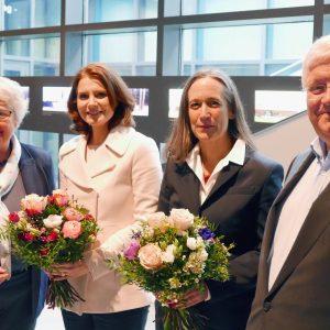 Kuratorium der Stiftung EVZ wählt Vorstand Andrea Despot und Petra Follmar-Otto