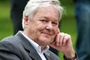 Stifter Peter Ackermann