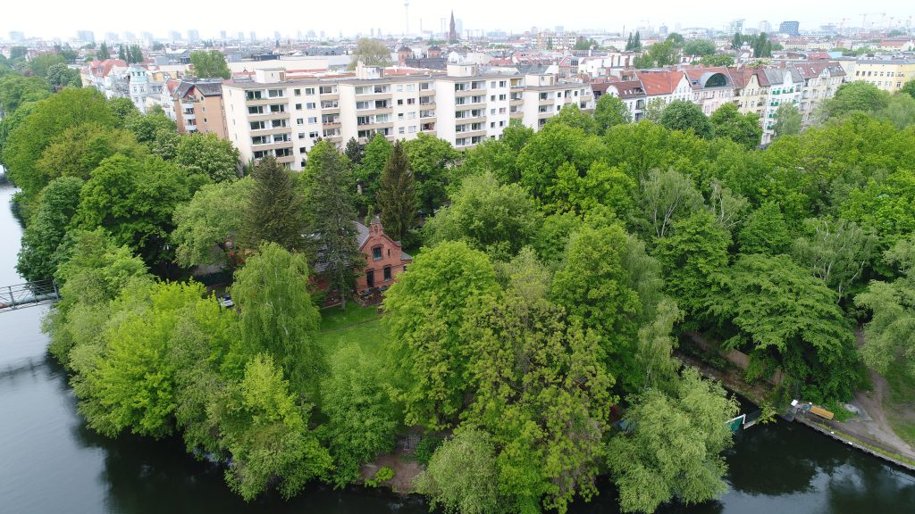 Haus der Stiftung von Peter Ackermann
