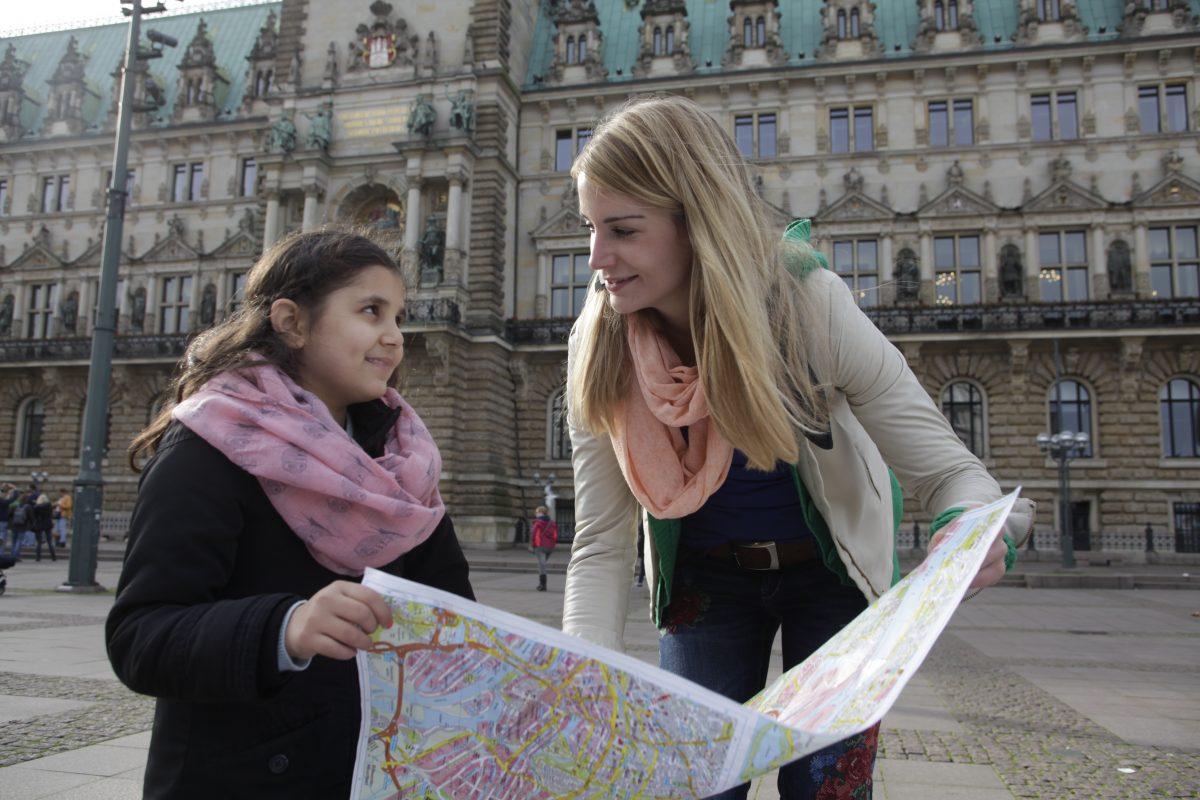 Bürgerstiftung Hamburg, Projekt Yoldas