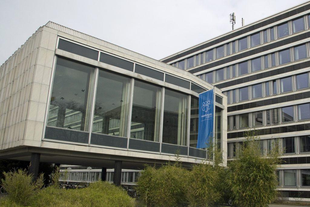 Das Gebäude der ehemaligen Bundespressekonferenz Bonn ist noch bis Anfang Dezember Sitz von Engagement Global. Foto: Engagement Global