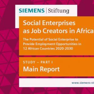 Wer Sozialunternehmen in afrikanischen Ländern fördert, fördert die lokale Wirtschaft und damit die Lebensbedingungen der Menschen, so die Überzeugung der Siemens-Stiftung. Foto: www.siemens-stiftung.org