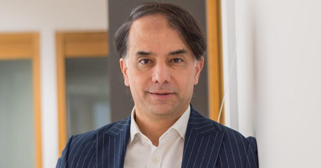 Peter-Ustinov-Stiftung Ali Taşbaşı im Vorstand der Peter Ustinov-Stiftung