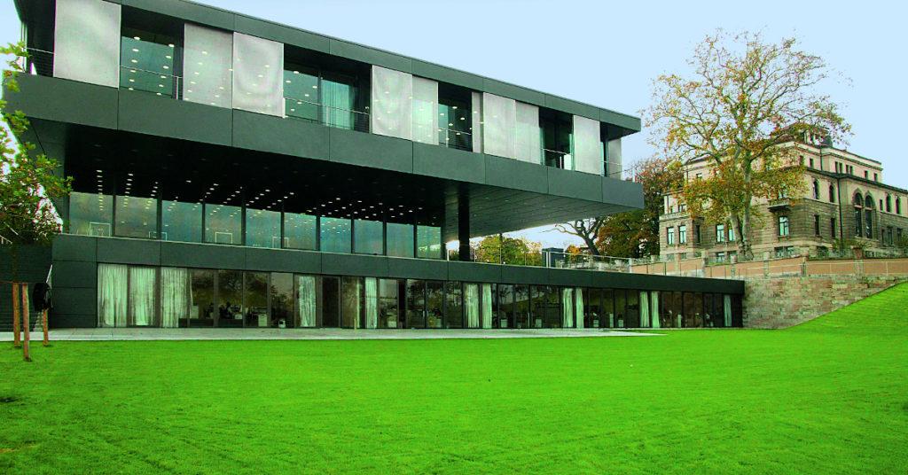 Sitz der Robert-Bosch-Stiftung in Stuttgart
