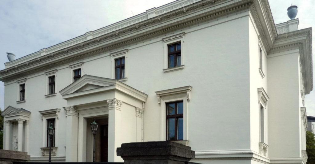 Sitz der Stiftung Preußischer Kulturbesitz: Villa von der Heydt in Berlin
