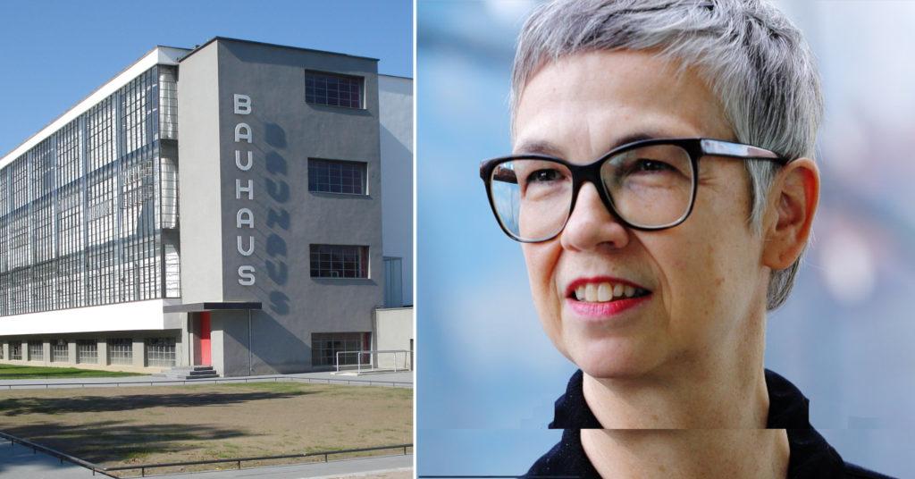Barbara Steiner wird die neue Direktorin und Vorstand der Stiftung Bauhaus Dessau.