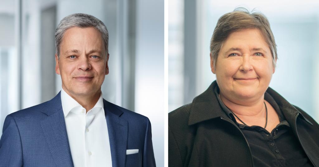 Neu im Stiftungsrat: Manfred Knof und Prof. Maud Zitelmann