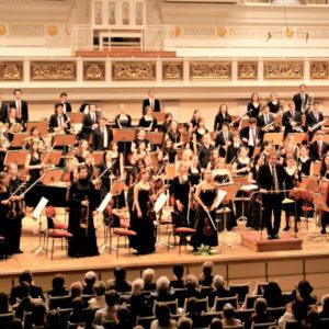 Als noch alles gut war: Konzert des Jugend¬sinfonieorchesters der Animato-Stiftung 2012 im Konzerthaus Berlin.