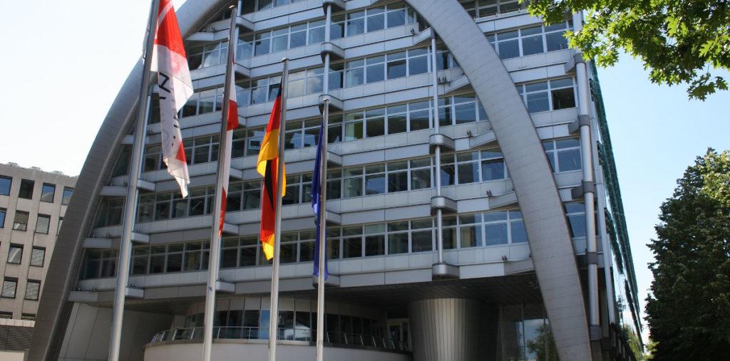 Ludwig-Erhard-Haus in Berlin