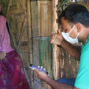 Die Mitarbeiter der Alliance 2015 befragten über 16.000 Menschen zu ihrer Situation in der Pandemie.