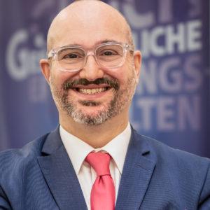 Jörg Litwinschuh-Barthel ist geschäftsführender Vorstand der Bundesstiftung Magnus Hirschfeld.