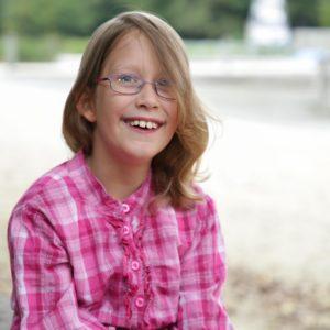 Julana ist elf Jahre alt und trans. Sie hat sich im Alter von neun Jahren als Mädchen geoutet.