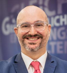 Jörg Litwinschuh-Barthel wird sich nicht mehr um das Amt des Vorstands bewerben, nachdem Bundesjustizministerin Christine Lambrecht eine öffentliche Ausschreibung bevorzugt.