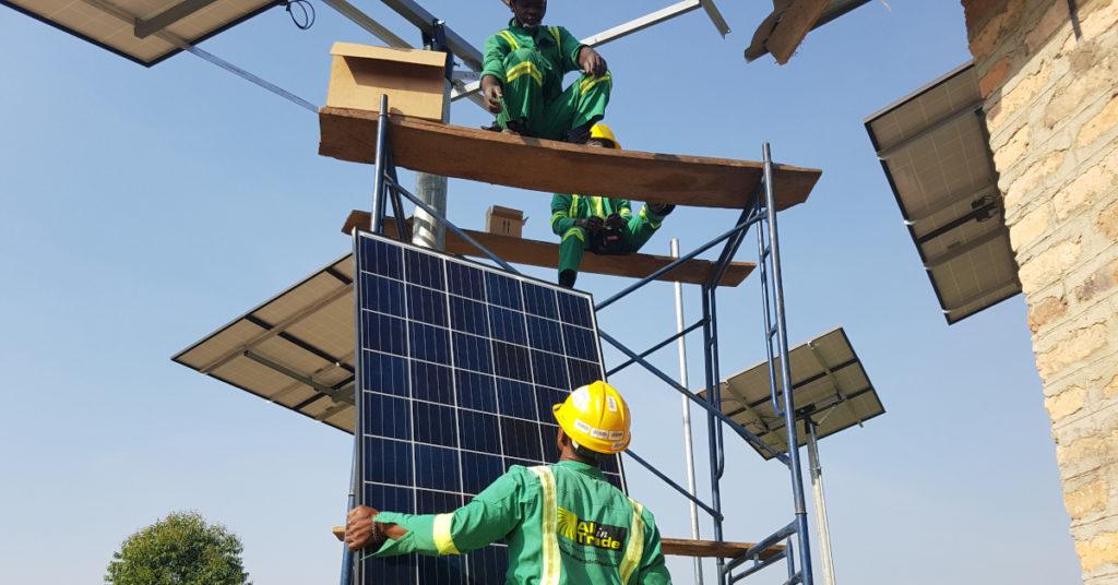 Die ugandische Firma Allintrade nutzte eine Beratung von Manager ohne Grenzen zur Markterweiterung mittels Joint Ventures. Das Ziel: Stromversorgung in ganz Uganda.