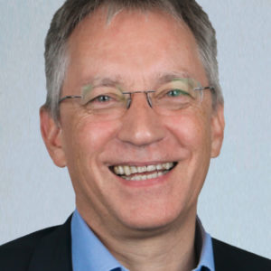 Peter Müller (links) übergibt den Vorstandsvorsitz an Christoph Dippe.