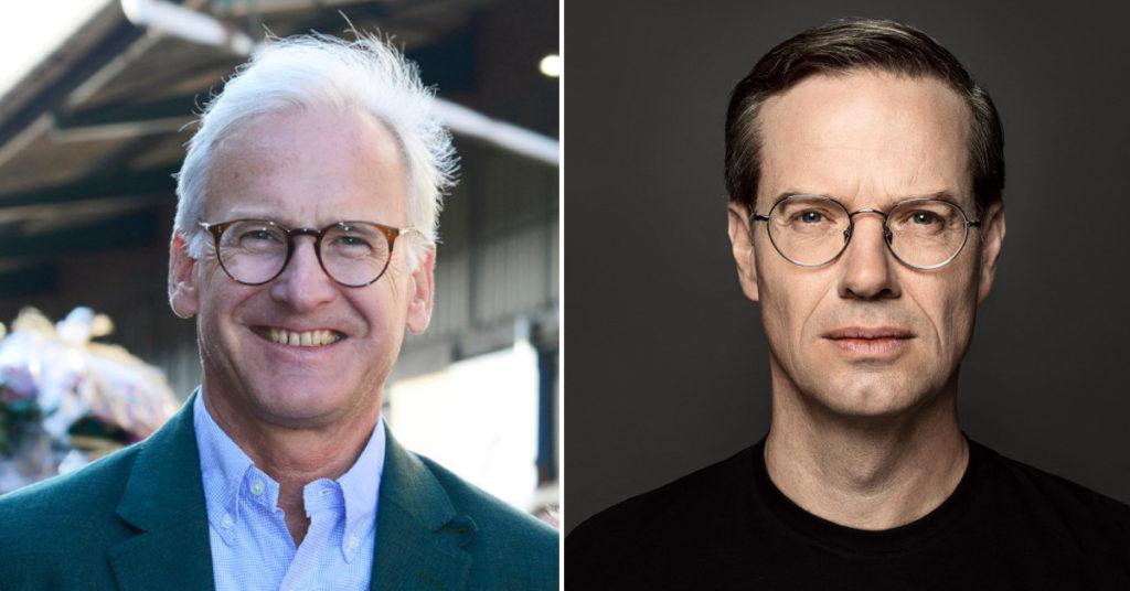 Jan Konerding (links) ist neuer Vorsitzender des Vorstands der Hamburgischen Kulturstiftung, Philipp Schmitz-Morkramer steht dem Stiftungsrat vor.