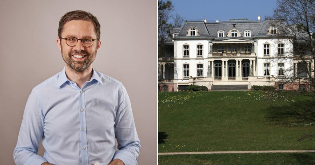 Michael Schwarz wechselt von der Stiftung Mercator zum Verein Baden-Badener Unternehmergespräche, der seinen Sitz im Palais Biron hat.