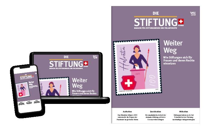 DIE STIFTUNG Schweiz