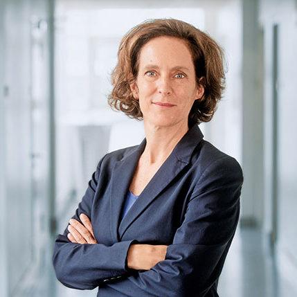 Petra Gessner (Chefredakteurin DIE STIFTUNG)