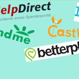 Zahlreiche Plattformen und Apps buhlen um Spender - und gemeinnützige Organisationen.